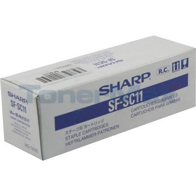 SHARP SF-SC11 STAPLES